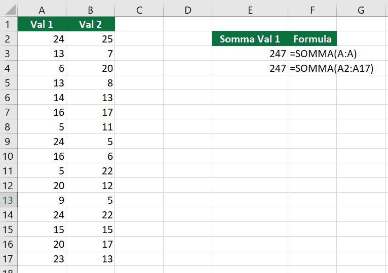 formula-somma-excel