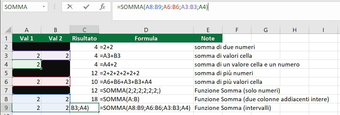 formule-excel-12-somma