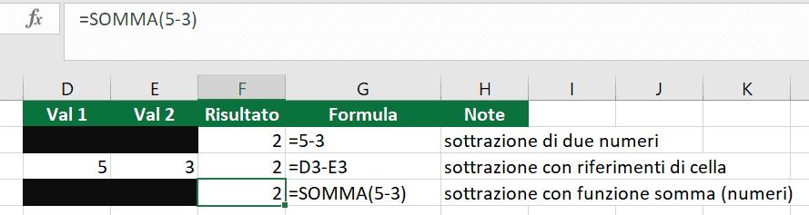 formule-excel-15-sottrazione