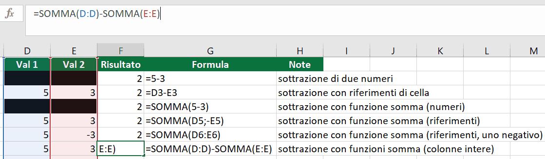 formule-excel-18-sottrazione