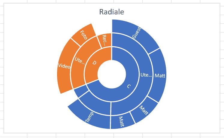 grafico-radiale